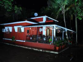 Red Roof Farmhouse, farm stay in Chiplun