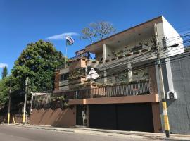 Palmira Hostel, hotel en Tegucigalpa