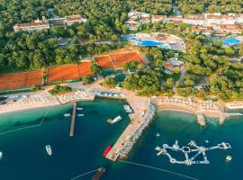 Valamar Tamaris Resort, hotel in Poreč