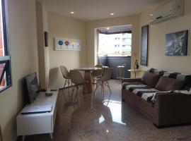 Apartamento Frente mar Meireles, aluguel de temporada em Fortaleza