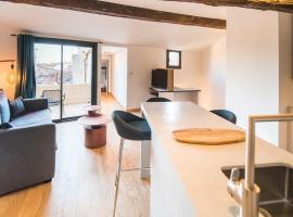 La Bohème Centre Historique - Terrasse - Quartier St Roch, self catering accommodation in Montpellier