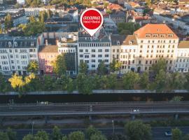 acama Hotel & Hostel Kreuzberg, hotel near Topography of Terror, Berlin