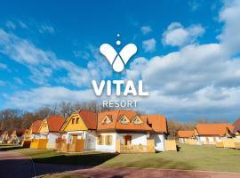 Apartments Prekmurska vas - Vital Resort, hotel v Moravskih Toplicah