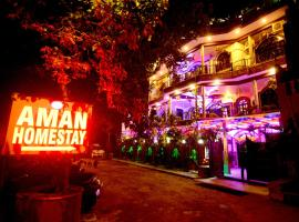 Aman Homestay, family hotel in Agra