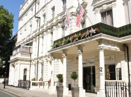 Grand Plaza Serviced Apartments, hotel in London