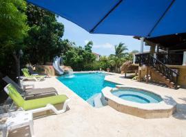 Caribbean Shores Bed & Breakfast – hotel w mieście Hopkins