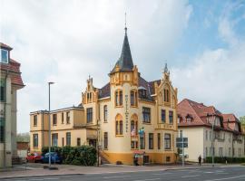 Hotel Knöpel, hotel v mestu Wismar