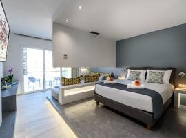 Solar Apartments, serviced apartment in Agia Marina Nea Kydonias