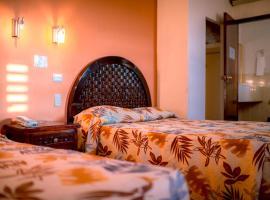 Hotel Los Girasoles, hôtel à Tepic