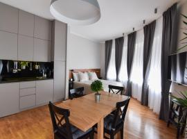 Karlo Main Square Apartments, hotel near Lotrscak Tower, Zagreb