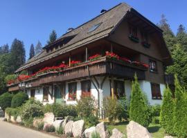 Hollhouse - Bed & Breakfast, cabin in Hinterzarten