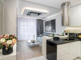 Crystal Luxury Apartments Rakowicka 22H, hotel di lusso a Cracovia