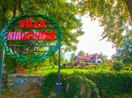Villa Kirkpinar Sapanca, вилла в городе Сапанджа