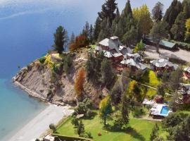 Charming Luxury Lodge & Private Spa, hotel cerca de Isla Victoria, San Carlos de Bariloche