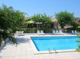 Hotel Le Pavillon Béziers, hôtel à Villeneuve-lès-Béziers près de: Golf International Le Cap d'Agde