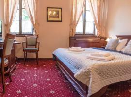 Hotel Buchlovice – hotel w mieście Buchlovice
