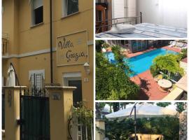 Villa Grazia, bed & breakfast a Rimini