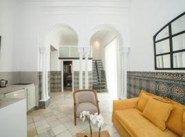 Apartahotel Siglo XIX, hotel en Tarifa