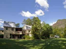 Glass House Mountains Ecolodge, hotel in Glass House Mountains