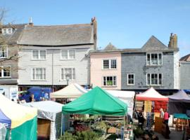 Market House, hotel near Totnes Castle, Totnes