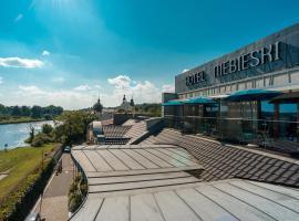 Niebieski Art Hotel & Spa, hotel near Marszałek Piłsudski Stadium, Kraków