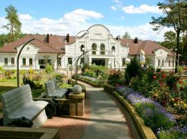 Hotel Prival, отель в Гродно