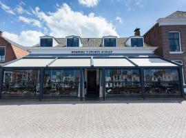 Herberg Eetcafé 't Swarte Schaep, inn in Brouwershaven