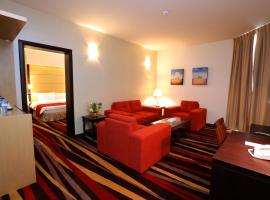 Nehal Hotel, отель в Абу-Даби