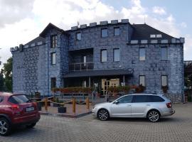 Hotel Camelot, Hotel in der Nähe von: Kurhaus Berggießhübel, Tisá