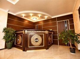 Crystal Palace Hotel, отель в Твери