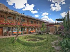Pisac Inca Guest House, family hotel in Pisac