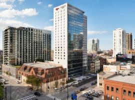 Homewood Suites by Hilton Chicago Downtown West Loop, accommodation in Chicago