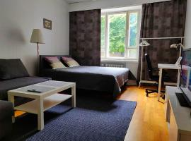 Spacious apartment DIANA in Helsinki city center, apartement Helsingis