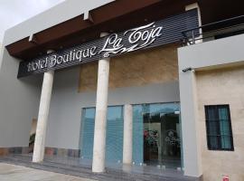 Hotel Boutique La Toja Campeche, hotel in Campeche