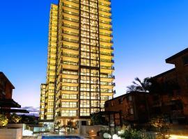 Boardwalk Burleigh Beach - Official, apartment in Gold Coast