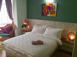 Sunshine Homestay, serviced apartment in Malacca
