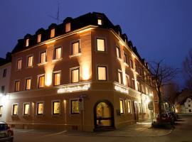 Bayerischer Hof, отель в Ингольштадте