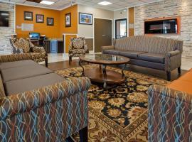 Best Western Tulsa Airport, hotel in Tulsa