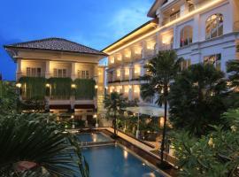 Gallery Prawirotaman Hotel, hotel di Yogyakarta