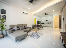 Arte S Suite 3房式度假公寓套房, apartment in Bayan Lepas