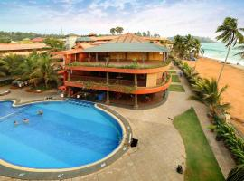 Uday Samudra Leisure Beach Hotel & Spa, accessible hotel in Kovalam
