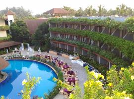 Uday Suites - The Airport Hotel, accessible hotel in Trivandrum