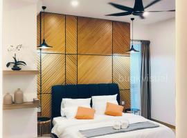 Luxury Seaview Family Suite by Little Cabin, hotel near Straits Quay, George Town