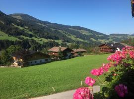 Juwel Apartment in Landhaus Christina Alpbach, Ferienwohnung in Alpbach