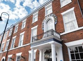 The Beverley Arms Hotel, hotel in Beverley