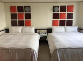 金羅東大飯店,羅東鎮的飯店