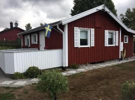 Stuga i Sandviken, hotel in Sölvesborg