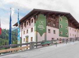 Kertess, hotel in Sankt Anton am Arlberg