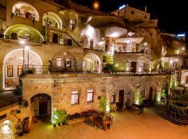 Hera Cave Suites, отель в Гёреме