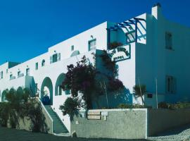 King Thiras Hotel, hotel in Fira
